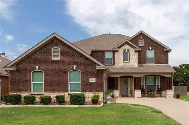 4311 Grassy Glen Drive, Corinth, TX 76208 (MLS #14185739) :: Real Estate By Design