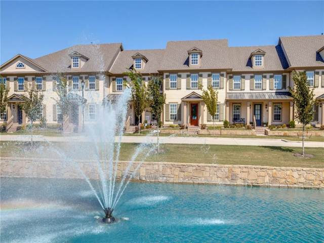 4036 Cotton Gin Road, Frisco, TX 75034 (MLS #14185745) :: All Cities Realty