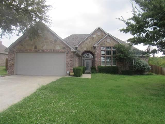 34 Cedar Bayou Circle, Pottsboro, TX 75076 (MLS #14185750) :: Lynn Wilson with Keller Williams DFW/Southlake