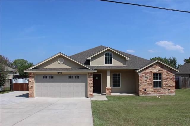 716 Wood Lane, Azle, TX 76020 (MLS #14185752) :: The Heyl Group at Keller Williams