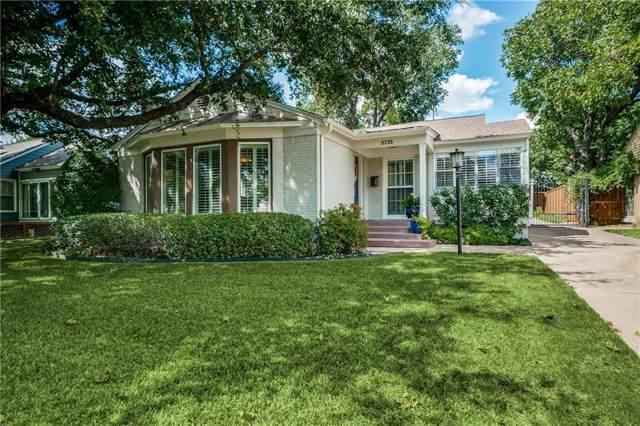 5735 Anita Street, Dallas, TX 75206 (MLS #14185763) :: Baldree Home Team