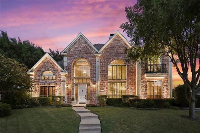 5828 Lennox Hill Drive, Plano, TX 75093 (MLS #14185766) :: Baldree Home Team