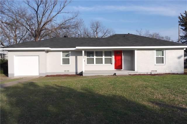 1262 Harlandale Avenue, Dallas, TX 75216 (MLS #14185776) :: Potts Realty Group