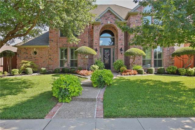 3316 Estacado Lane, Plano, TX 75025 (MLS #14185779) :: RE/MAX Town & Country