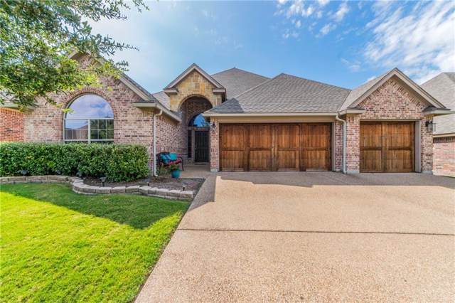 117 Firestone Drive, Willow Park, TX 76008 (MLS #14185784) :: RE/MAX Town & Country