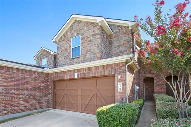 6360 Hill Creek Drive, The Colony, TX 75056 (MLS #14185785) :: The Rhodes Team