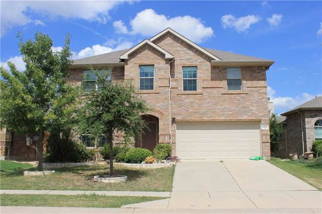 2040 Hanakoa Falls Drive, Anna, TX 75409 (MLS #14185789) :: RE/MAX Town & Country