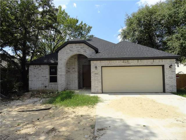 4021 S Peachtree Road, Balch Springs, TX 75180 (MLS #14185810) :: The Chad Smith Team