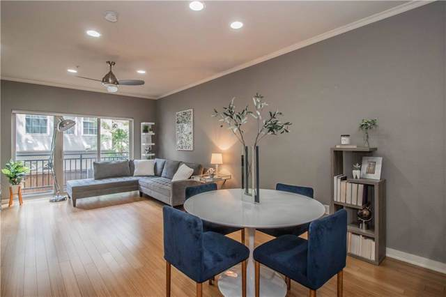 4319 Bowser Avenue #105, Dallas, TX 75219 (MLS #14185819) :: The Heyl Group at Keller Williams