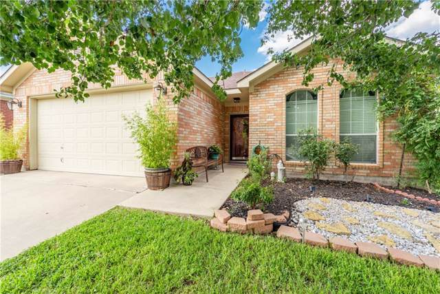 9964 Blue Bell, Fort Worth, TX 76108 (MLS #14185833) :: The Heyl Group at Keller Williams