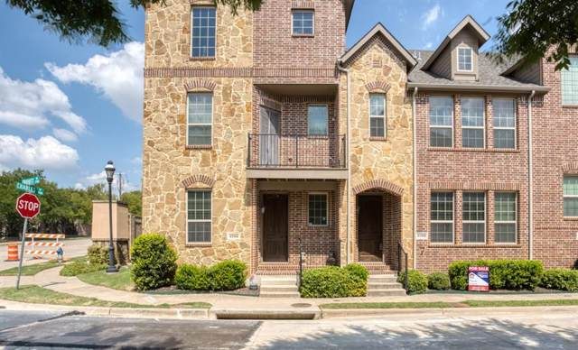 2705 Troutt Drive, Carrollton, TX 75010 (MLS #14185838) :: The Heyl Group at Keller Williams