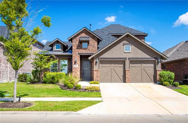 855 Forest Street, Little Elm, TX 76227 (MLS #14185841) :: RE/MAX Town & Country
