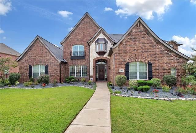 2405 Ranch House Drive, Southlake, TX 76092 (MLS #14185854) :: Team Tiller