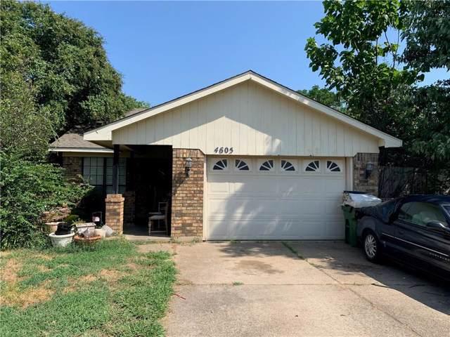 4605 Fernwood Drive, Arlington, TX 76001 (MLS #14185864) :: Robbins Real Estate Group