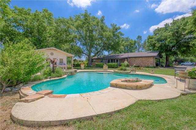 9591 Dripping Springs Road, Denison, TX 75021 (MLS #14185875) :: The Heyl Group at Keller Williams