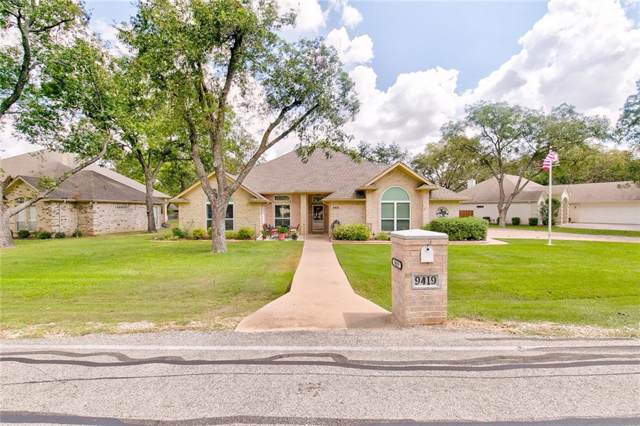 9419 S Longwood Drive, Granbury, TX 76049 (MLS #14185891) :: The Tierny Jordan Network