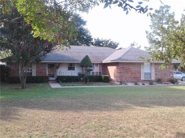 807 Murls Lake Drive, Weatherford, TX 76085 (MLS #14185895) :: Real Estate By Design