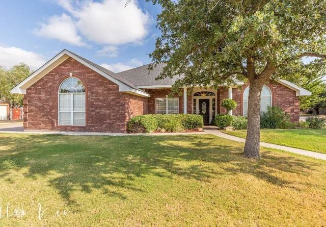3126 Valley Forge Road, Abilene, TX 79601 (MLS #14185897) :: RE/MAX Pinnacle Group REALTORS