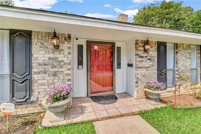 1706 Woodridge Circle, Arlington, TX 76013 (MLS #14185905) :: RE/MAX Pinnacle Group REALTORS