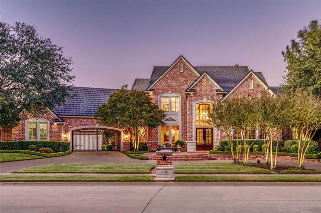5709 Woodmont Court, Plano, TX 75093 (MLS #14185914) :: Lynn Wilson with Keller Williams DFW/Southlake