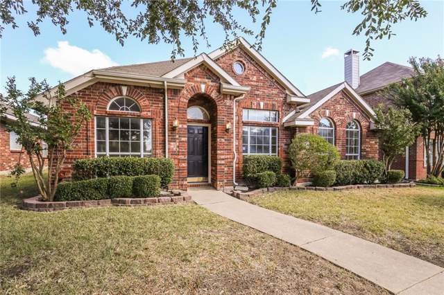 5220 Evergreen Drive, Mckinney, TX 75070 (MLS #14185926) :: RE/MAX Town & Country