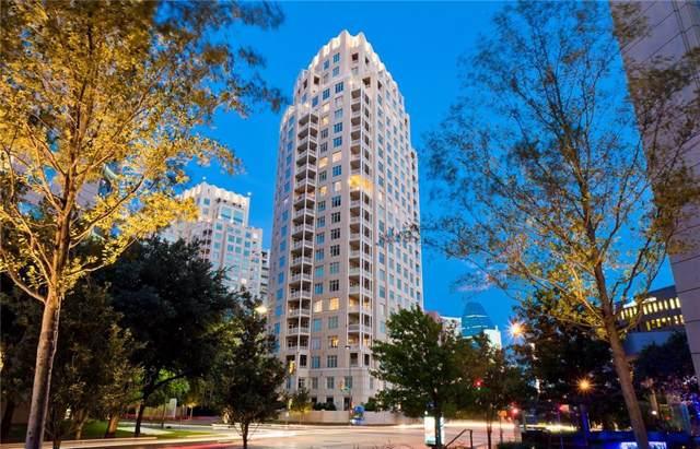 2555 N Pearl Street #902, Dallas, TX 75201 (MLS #14185941) :: The Good Home Team