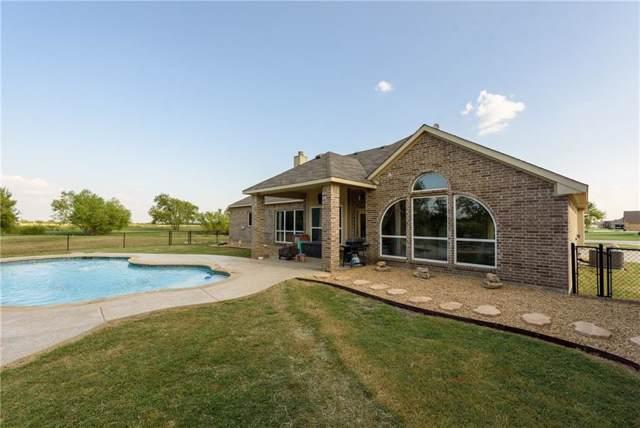 6400 Ridgerock Drive, Sanger, TX 76266 (MLS #14185947) :: Team Tiller