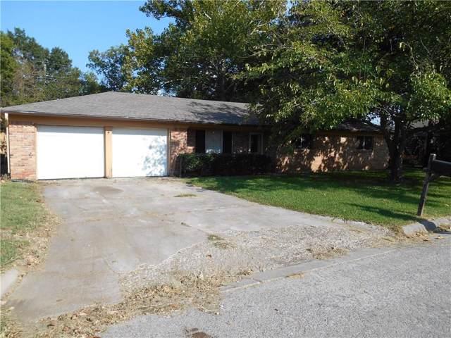404 Hillside Drive, Gainesville, TX 76240 (MLS #14185991) :: Kimberly Davis & Associates