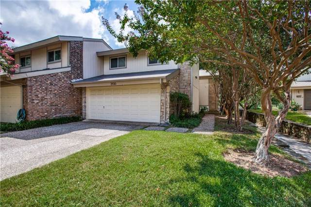 2930 Woodcroft Circle, Carrollton, TX 75006 (MLS #14185994) :: RE/MAX Town & Country