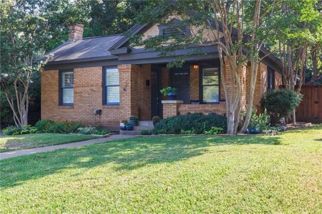 1322 Hollywood Avenue, Dallas, TX 75208 (MLS #14186004) :: Frankie Arthur Real Estate