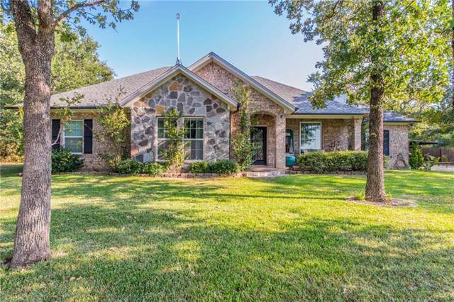 120 Crossroad Court, Paradise, TX 76073 (MLS #14186026) :: The Chad Smith Team