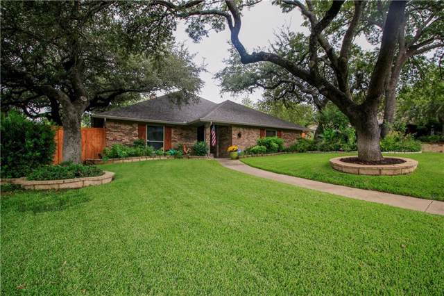 8525 Lake Country Drive, Fort Worth, TX 76179 (MLS #14186030) :: Kimberly Davis & Associates