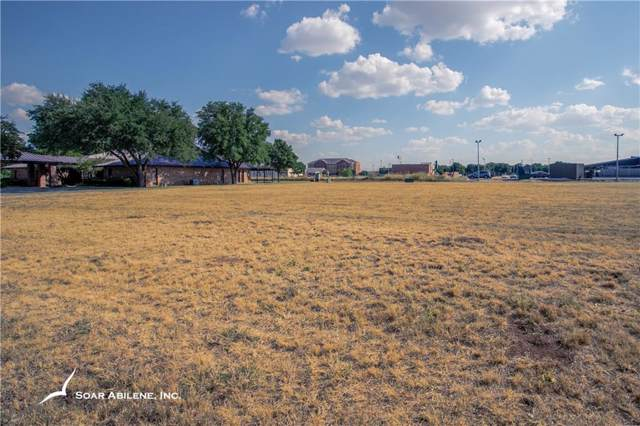 1933 Hospital Place, Abilene, TX 79606 (MLS #14186041) :: Team Hodnett