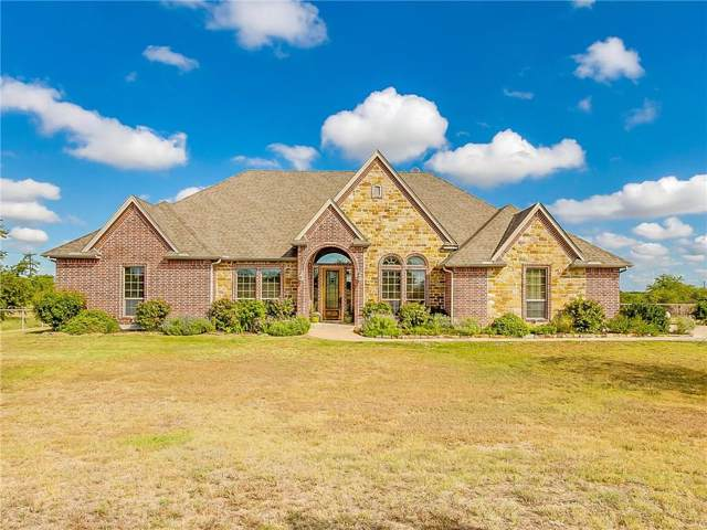 109 Serrano Court, Weatherford, TX 76087 (MLS #14186083) :: Lynn Wilson with Keller Williams DFW/Southlake