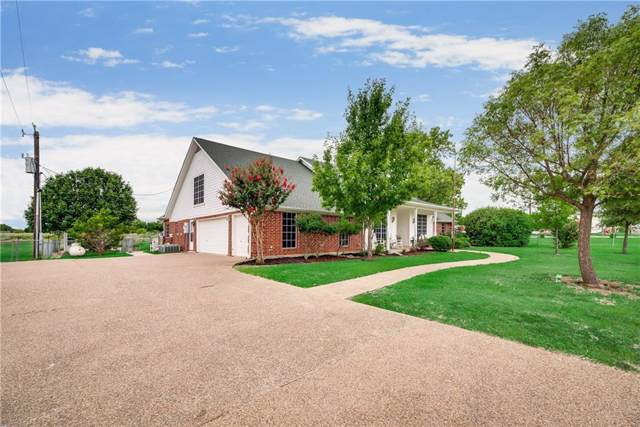 18014 J Cheshier Road, Justin, TX 76247 (MLS #14186096) :: RE/MAX Landmark