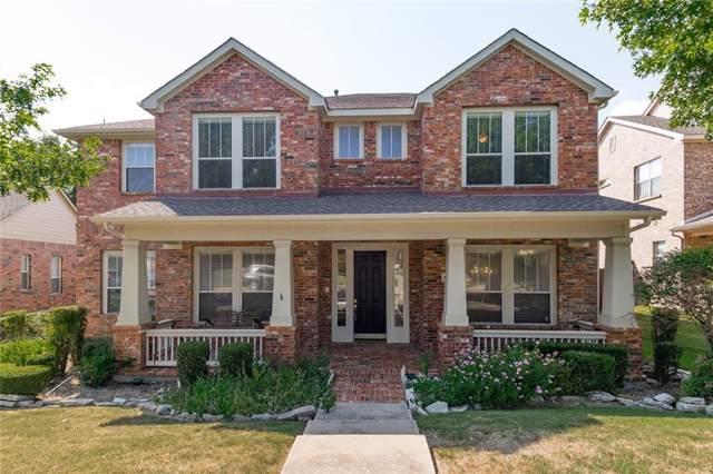 1706 Bluffview Lane, Carrollton, TX 75007 (MLS #14186108) :: Lynn Wilson with Keller Williams DFW/Southlake