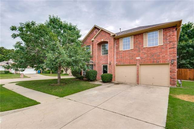 1701 Ingleside Drive, Flower Mound, TX 75028 (MLS #14186121) :: RE/MAX Town & Country