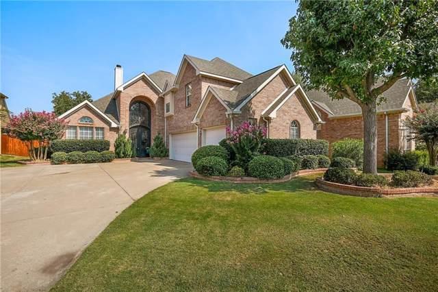 3512 Diamond Point Drive, Flower Mound, TX 75022 (MLS #14186124) :: Lynn Wilson with Keller Williams DFW/Southlake