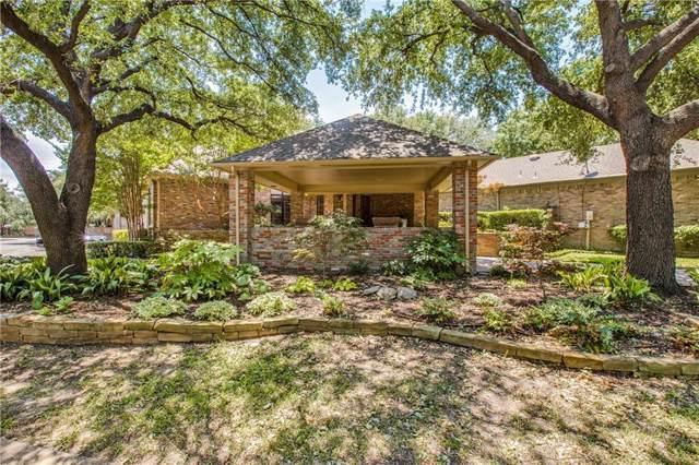 16838 Village Lane, Dallas, TX 75248 (MLS #14186149) :: The Good Home Team