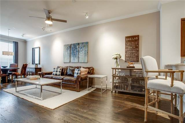4307 Mckinney Avenue #7, Dallas, TX 75205 (MLS #14186159) :: The Heyl Group at Keller Williams