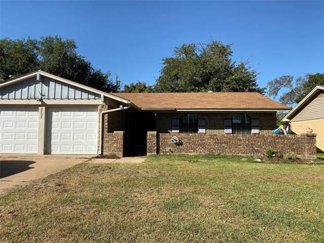 2703 Shawn Drive, Denison, TX 75020 (MLS #14186161) :: Performance Team