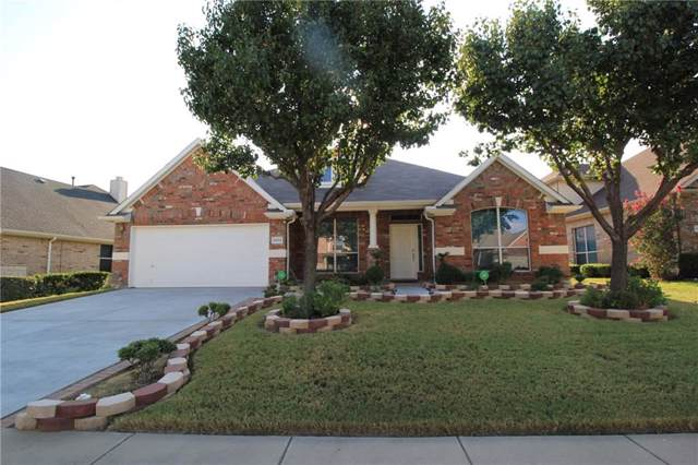 4951 Marsh Harrier Avenue, Grand Prairie, TX 75052 (MLS #14186171) :: The Heyl Group at Keller Williams