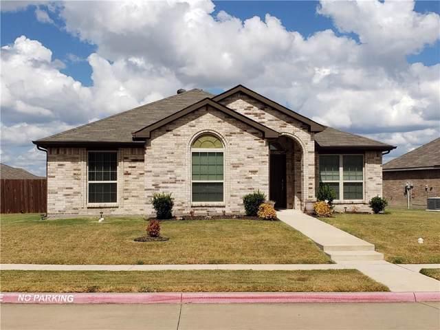 1949 Rainwater Way, Lancaster, TX 75146 (MLS #14186176) :: The Paula Jones Team | RE/MAX of Abilene