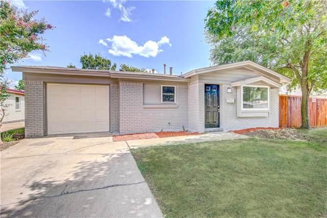 860 Jerry Lane, Bedford, TX 76022 (MLS #14186186) :: Lynn Wilson with Keller Williams DFW/Southlake