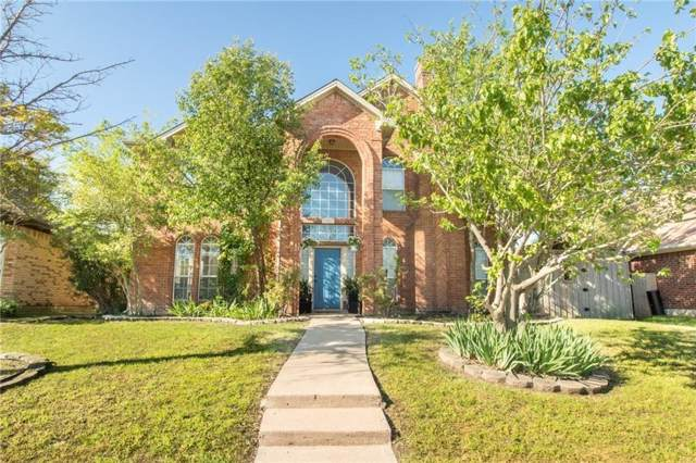 2301 Bent Brook Drive, Mesquite, TX 75181 (MLS #14186217) :: Lynn Wilson with Keller Williams DFW/Southlake