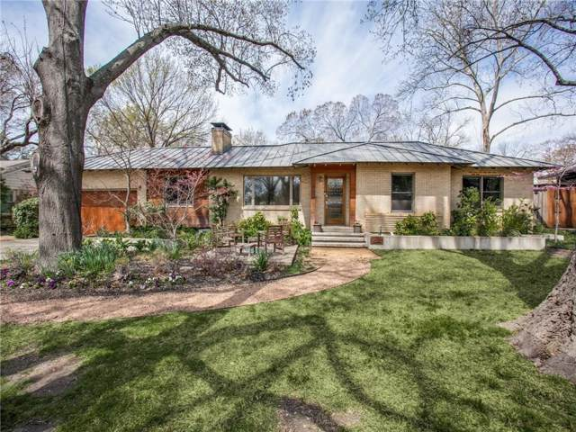 9623 Athlone Drive, Dallas, TX 75218 (MLS #14186224) :: The Real Estate Station