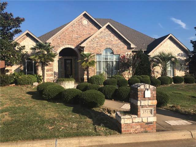 3515 Darnell Drive, Paris, TX 75462 (MLS #14186234) :: RE/MAX Town & Country