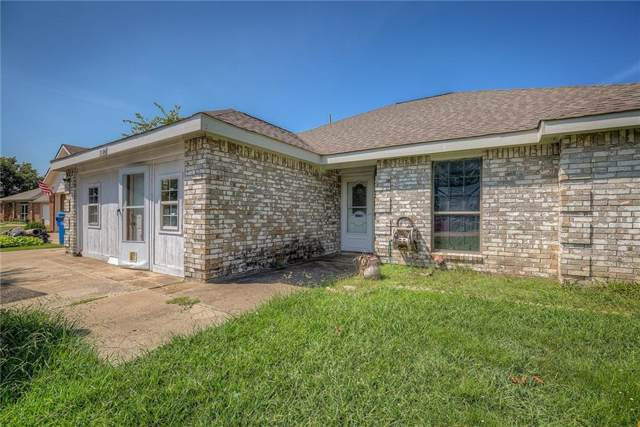 3106 Hillcrest Drive, Rowlett, TX 75088 (MLS #14186251) :: The Heyl Group at Keller Williams