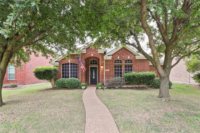 12427 Red Hawk Drive, Frisco, TX 75033 (MLS #14186256) :: The Paula Jones Team | RE/MAX of Abilene