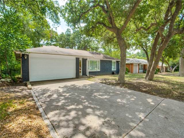 1960 Bluebird Avenue, Fort Worth, TX 76111 (MLS #14186262) :: Kimberly Davis & Associates